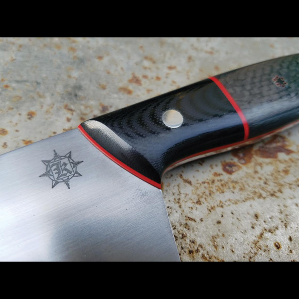 Greg Cimms Euro-Style Chef's Knife 220mm