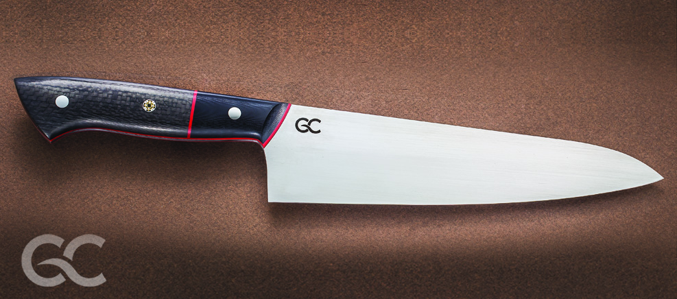 Greg Cimms Gyuto (203mm) Knife