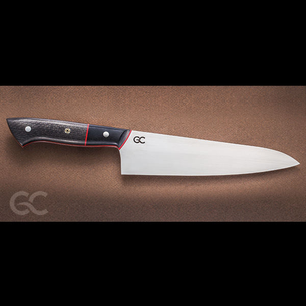 Greg Cimms Soduko gyoto 203mm knife