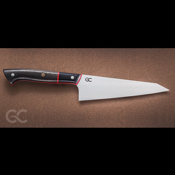 Greg Cimms Soduko honesuki knife